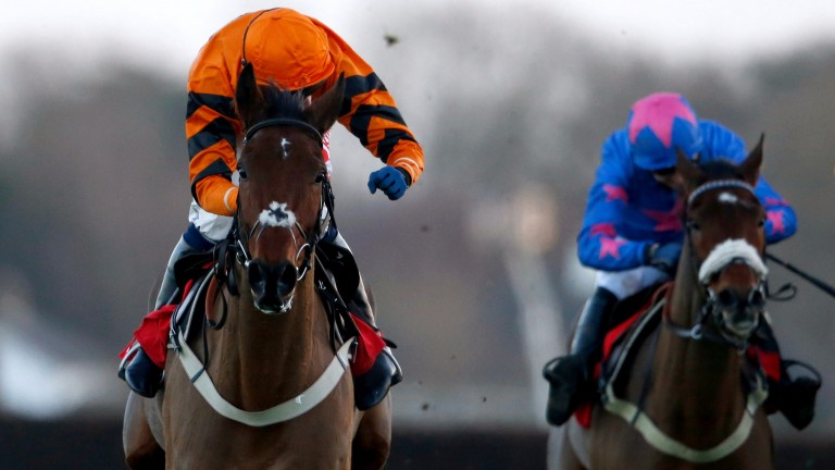 "Thistlecrack: ""It's hard to know how you would beat him"" says trainer Colin Tizzard"