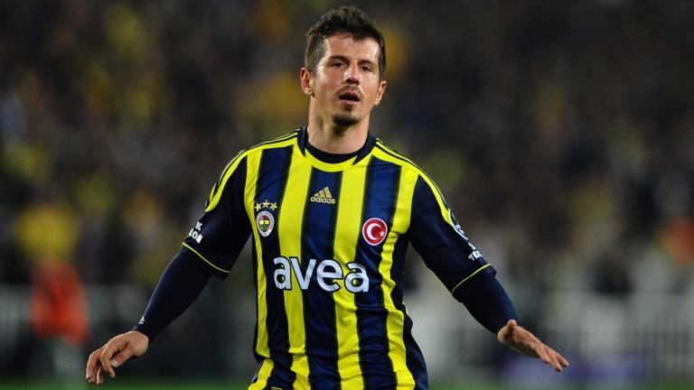 Former Fenebahce midfielder Emre Belozoglu is Istanbul's skipper
