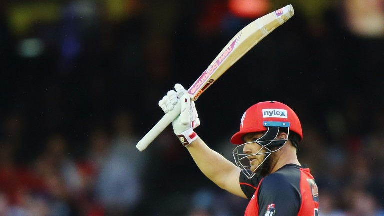 Opener Aaron Finch leads Australia's Twenty20 side against Sri Lanka