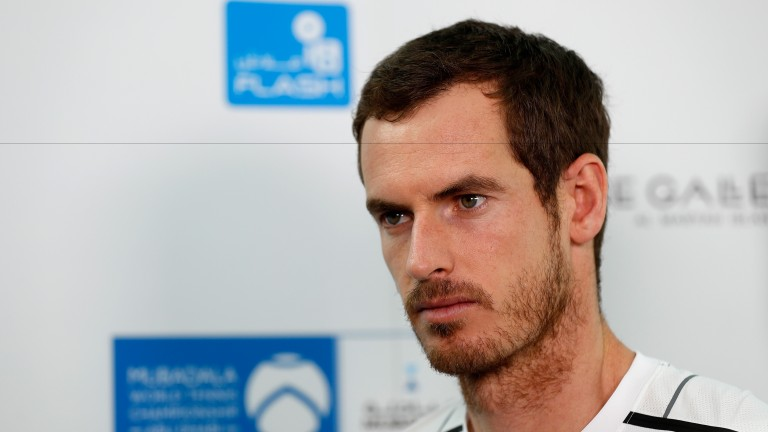 Andy Murray has a big opportunity to dominate in Abu Dhabi
