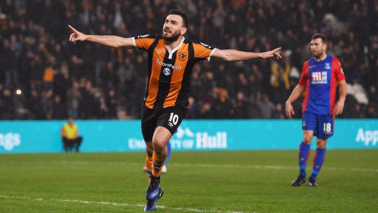 Hull's Robert Snodgrass