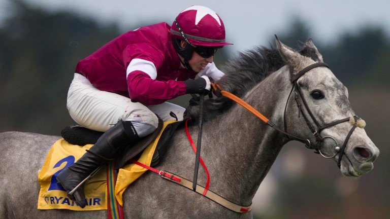 Bryan Cooper: fractured pelvis following fall at Punchestown