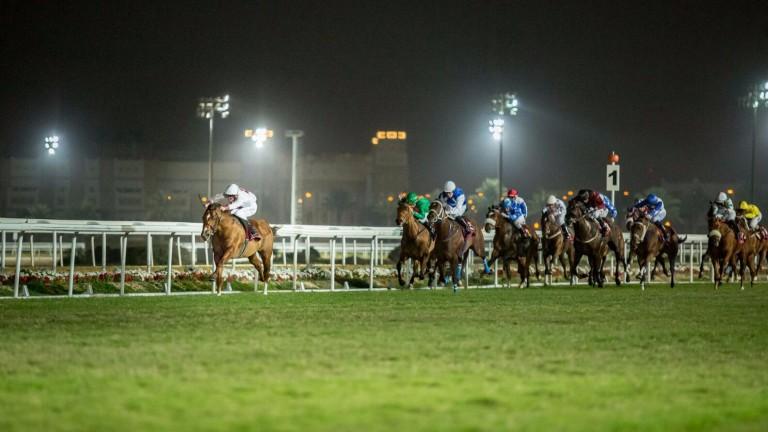 Noor Al Hawa impresses at Doha