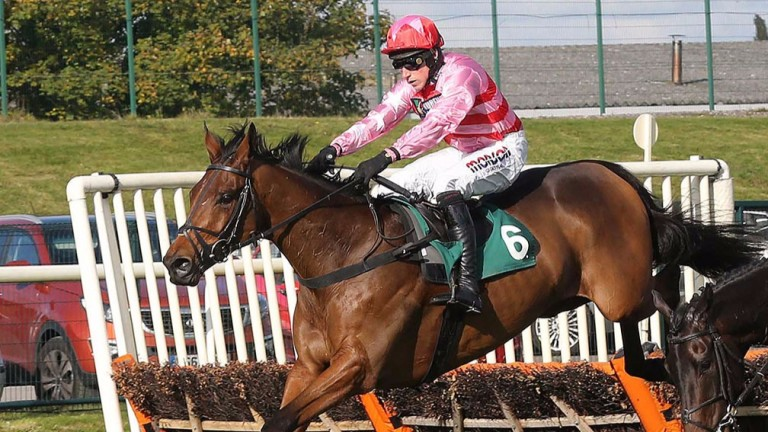 Robin Roe and Harry Skelton seen winning at Aintree