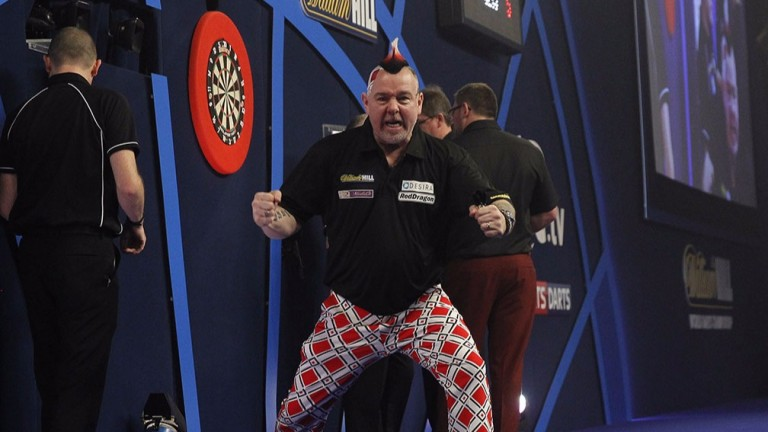 Peter Wright may lack the extra gear needed at this level