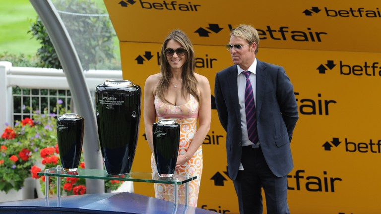 Betfair: punter has been using firm since 2000
