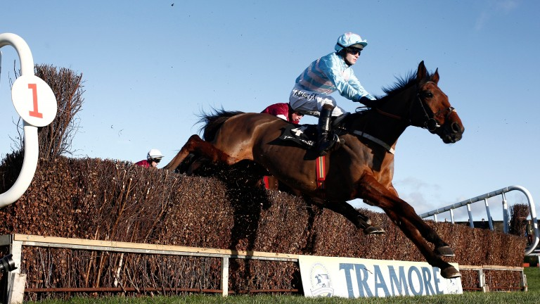 Champagne West: Thyestes Chase winner makes his reappearance in the Clonmel Oil Chase