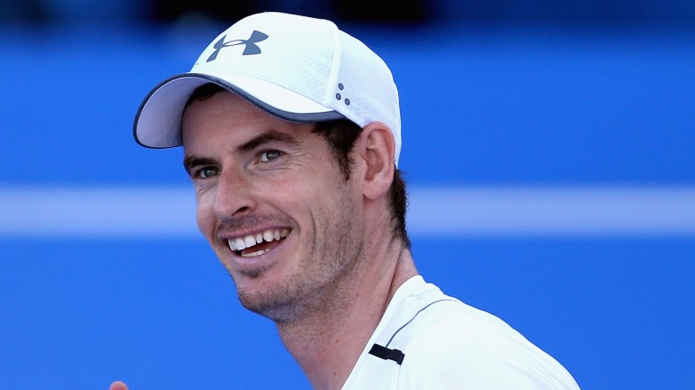 Andy Murray could be sharper for his ATP return this week