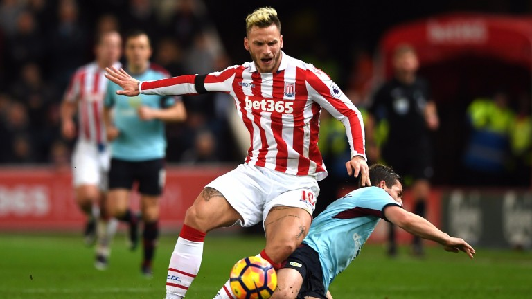 Marko Arnautovic returns from suspension for Stoke