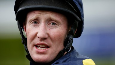 Pat Cosgrave: failed to ride out for third at Lingfield