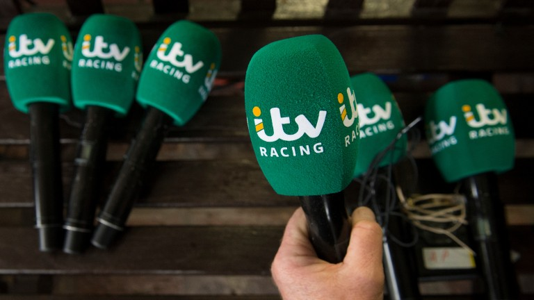 ITV Racing: viewing figures continue to rise