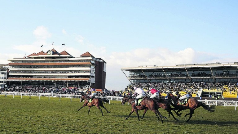 Overnight frost has forced an inspection at Newbury