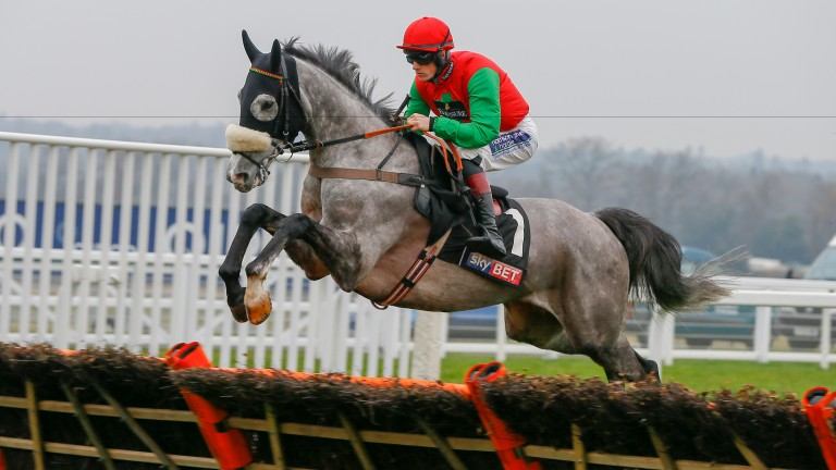 Capitaine is set to attempt to give Paul Nicholls a fifth Tolworth Hurdle success in 14 years