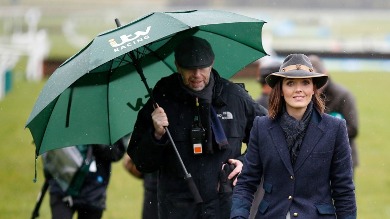 "Victoria Pendleton: ""You can see her enthusiasm and understand she has a bit of knowledge, for all that she's relatively new to the sport"""