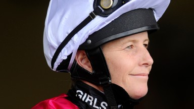 Cathy Gannon - hopes to be back in action in
