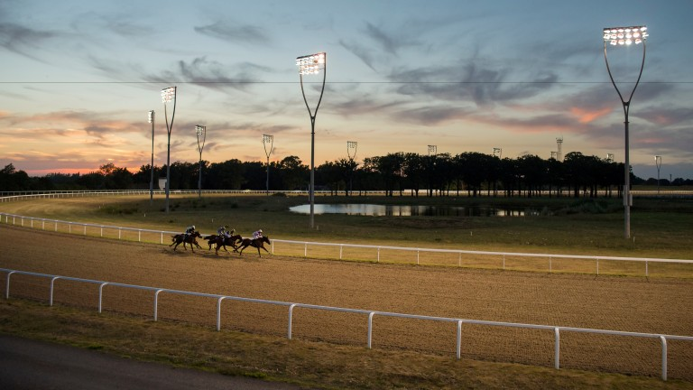 A flurry of snow in the hour before racing was scheduled to begin condemned Chelmsford