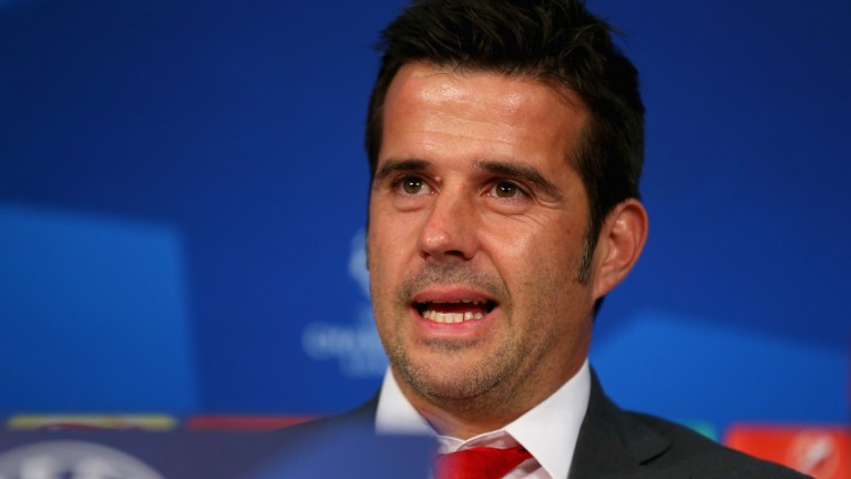 Olympiakos boss Marco Silva could be on his way to Hull