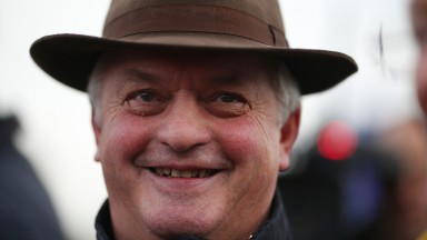 Colin Tizzard: the top jumps trainer is 62