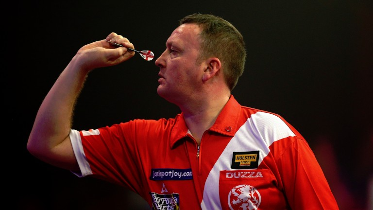 Glen Durrant triumphed at Lakeside to deliver £500