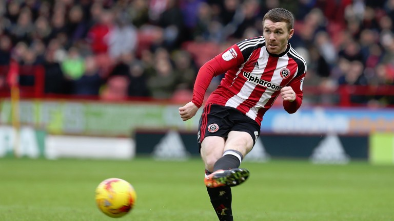 Sheffield United's John Fleck
