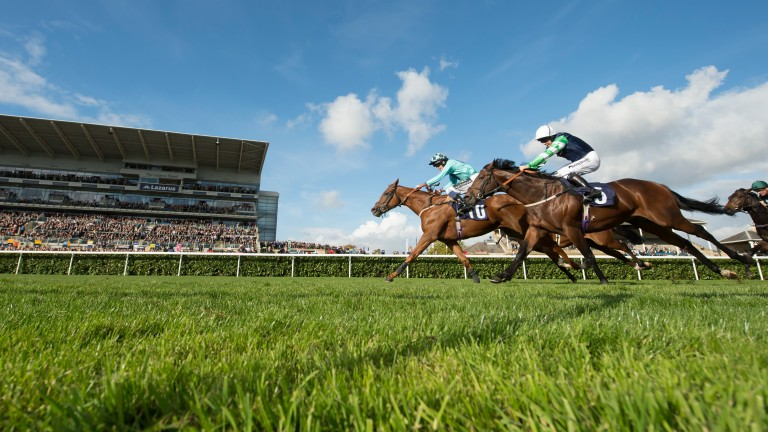 Doncaster: one of the courses at which owners will benefit from the Arc scheme