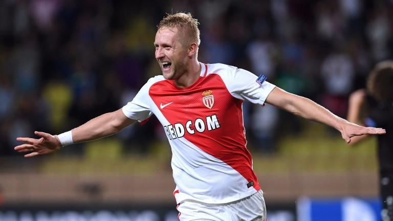 Monaco centre-back Kamil Glik