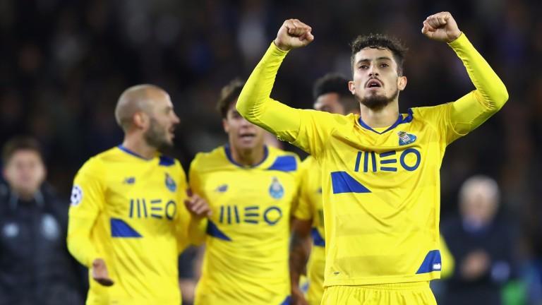 Porto are strong favourites to beat Moreirense