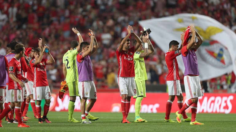 Benfica could have plenty to celebrate this season