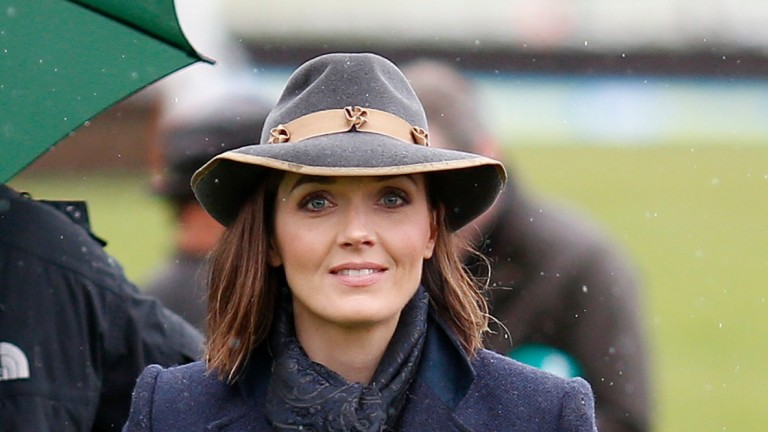 """Victoria Pendleton: """"You can see her enthusiasm and understand she has a bit of knowledge, for all that she's relatively new to the sport"""""""