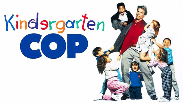 Kindergarten Cop: attracted an average viewing figure of 812,000 on ITV1 when the racing was on ITV4