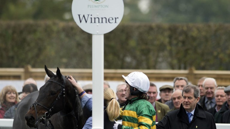 Regal Encore: fulfilled promise at Ascot last time