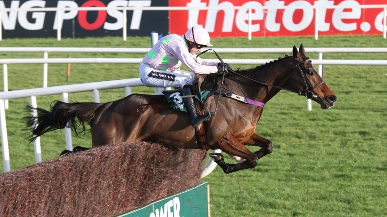 Douvan scores at Leopardstown over Christmas