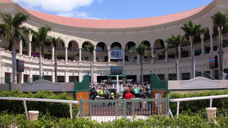 Gulfstream Park: Poseidon Stakes is highlight of Pegasus World Cup undercard at the Florida venue