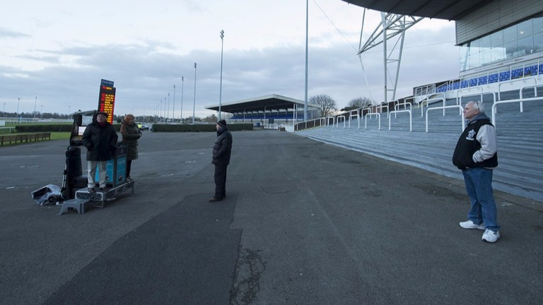 Kempton Park looks set be sold to property developers