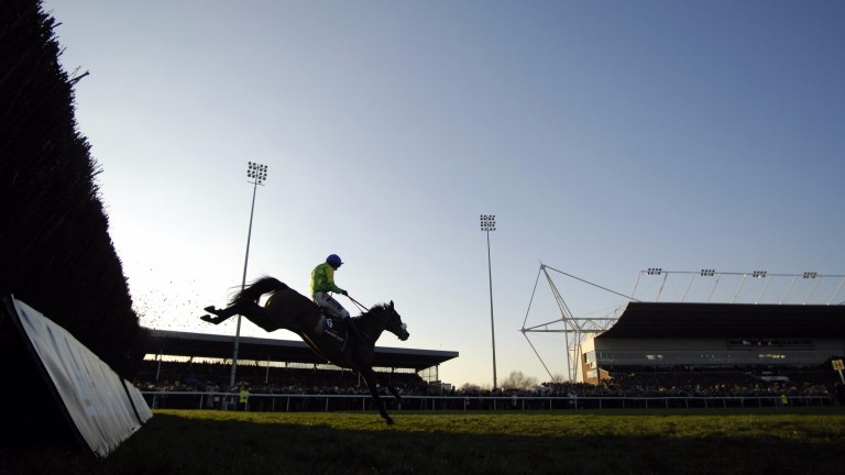 Kempton: a place to roar home champions in the crisp cold air of Boxing Day