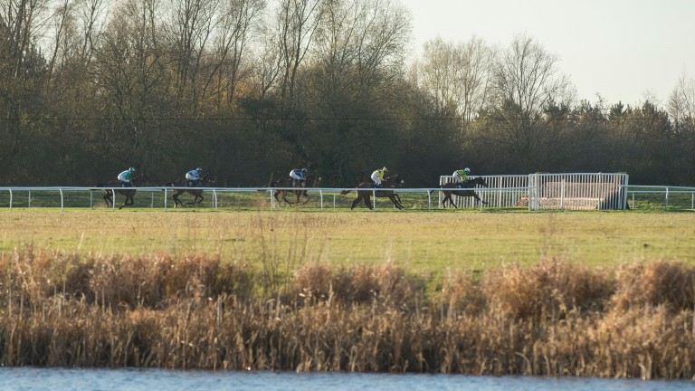 Huntingdon: Thursday's meeting was cancelled due to high winds