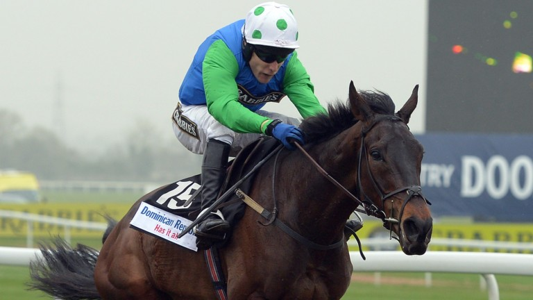 Doctor Harper has taken well to fences, and the longer trip at Warwick could suit