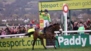 Kauto Star and Ruby Walsh regain the Gold Cup - 'poetry in motion'