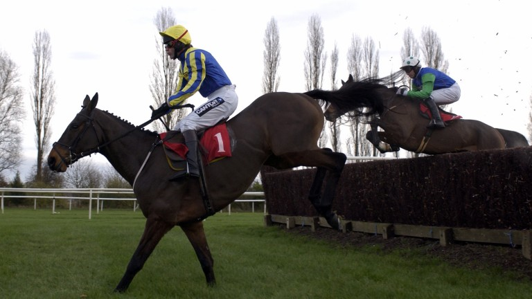 The 2004 Sun Alliance Hurdle winner Fundamentalist was another Berry product