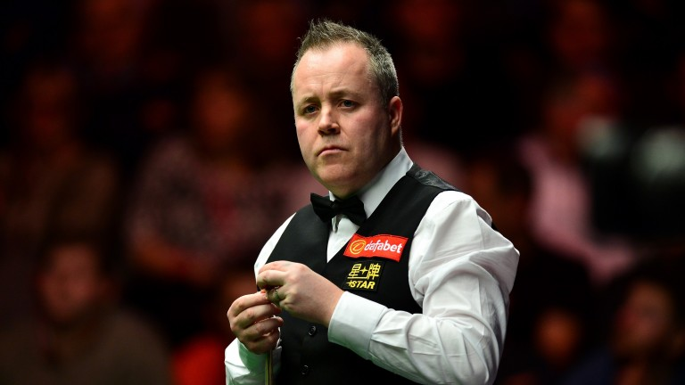 Scotland's John Higgins