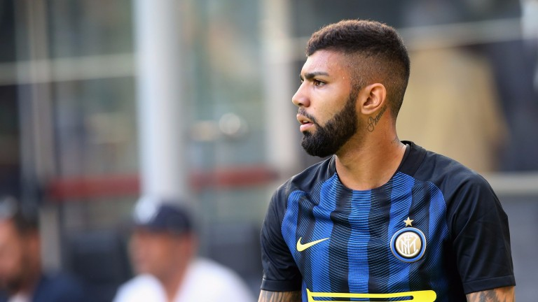 Gabriel Barbosa of Inter