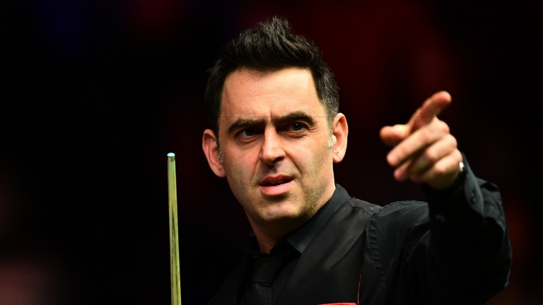 Ronnie O'Sullivan should turn on the style in north London