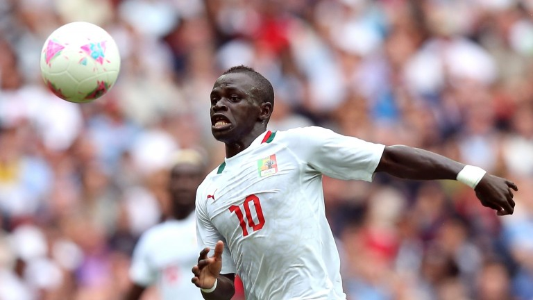 Liverpool's Sadio Mane is part of a potent Senegal attack