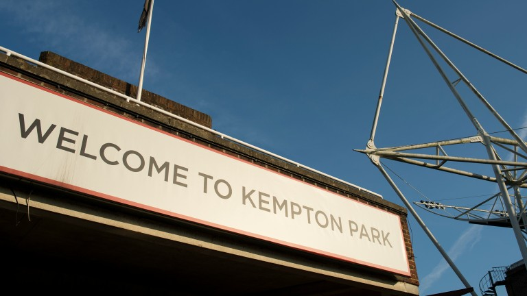Kempton: up to 3,000 new homes could be built on site of racecourse
