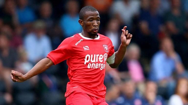 FC Twente's Kamohelo Mokotjo is a pivotal part of their midfield