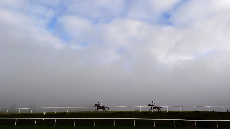 Chepstow: course is waterlogged in places