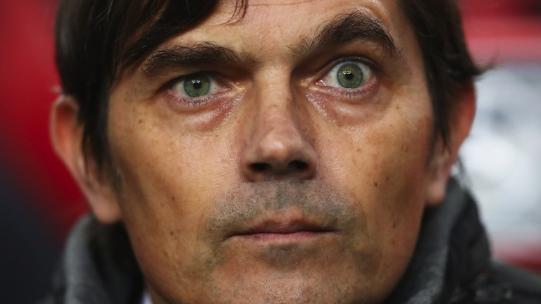 PSV manager Phillip Cocu