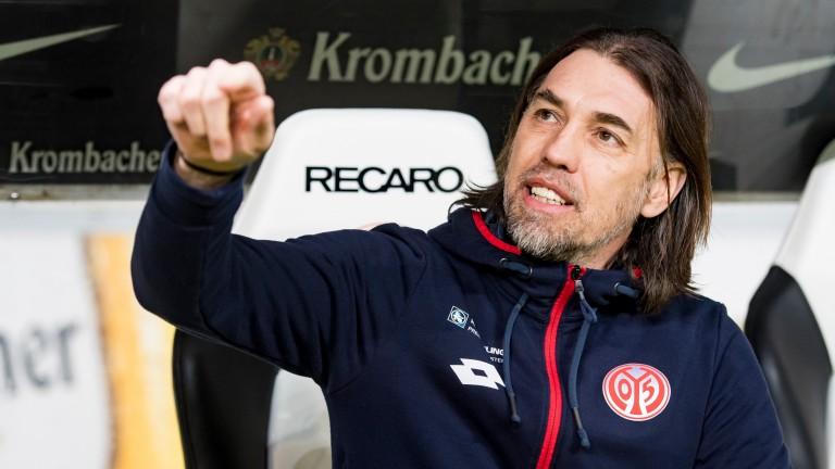 Mainz manager Martin Schmidt
