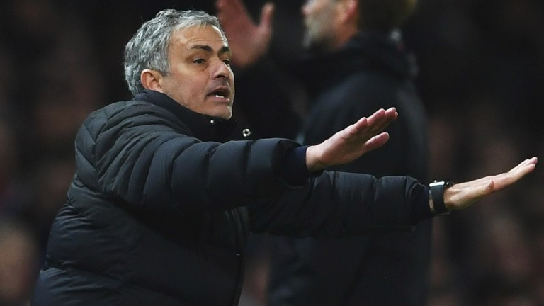 Jose Mourinho has gambled Manchester United's season on winning the Europa League