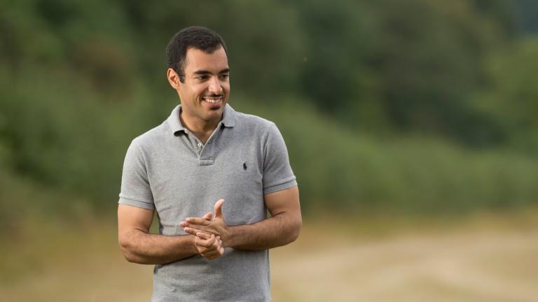 Sheikh Fahad Al Thani: targeting Royal Ascot with new Ward inmate